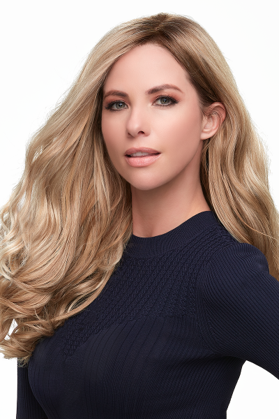"Top Smart 18"" Wavy Synthetik – Lacefront"