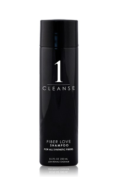 Fiber Love Shampoo 250 ml / 8,5 oz, Kunsthaar