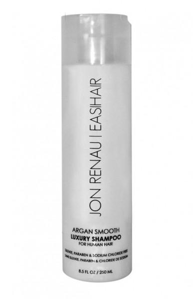 Argan Smooth Luxury Shampoo 250 ml / 8,5 oz , Echthaare