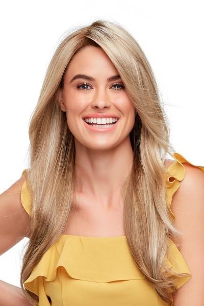 SmartLace Perücke Zara, gestufte Langhaarperücke, Malibu Blonde