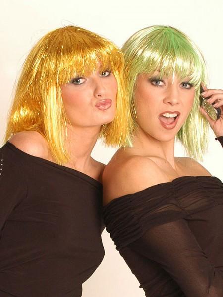 Partyperücke Cleopatra, Fasching Fun