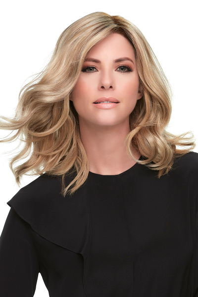 "Top Smart 12"" Wavy Synthetik - Lacefront"