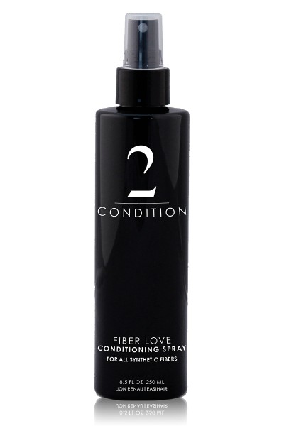 Fiber Love Conditioning Spray 250 ml / 8.5 oz Kunsthaar
