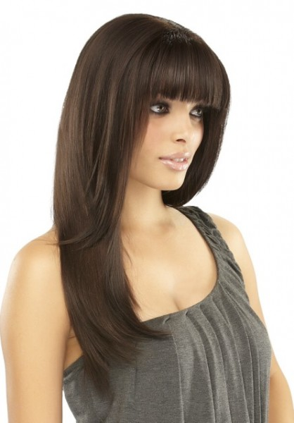 EasiFringe HH Clip In Bangs, Exclusiv Farben, Echthaar Pony