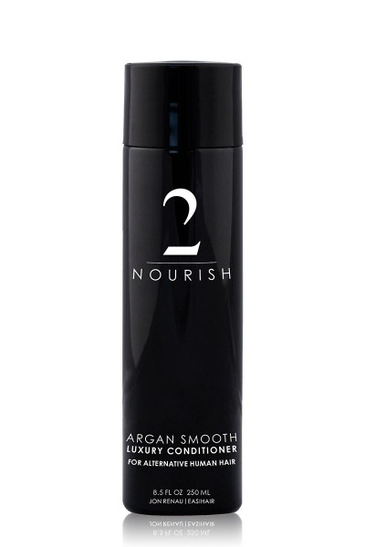 Argan Smooth Luxury Conditioner 250 ml / 8.5 oz Echthaare