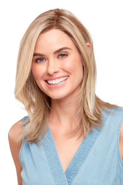 HD Perücke Drew, gestufter Look, Smartlace, Malibu Blonde